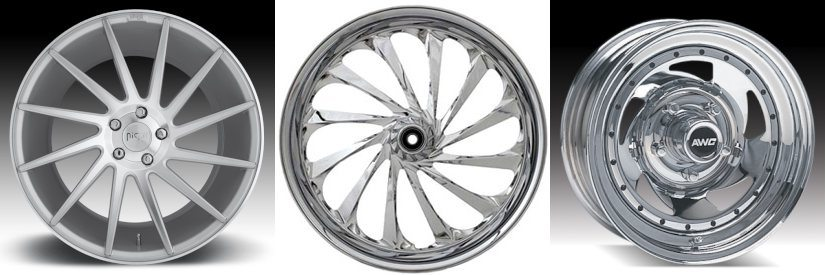 directional rims