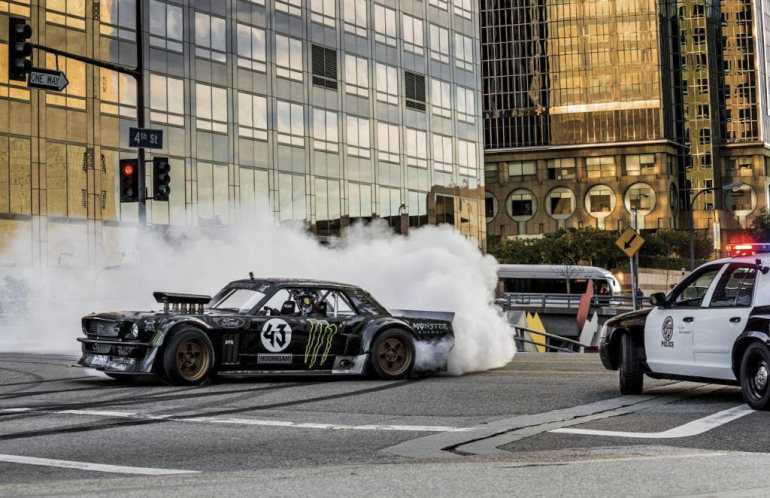 Ken block 39 s tire of choice rims and tires mag - Hoonicorn specs ...