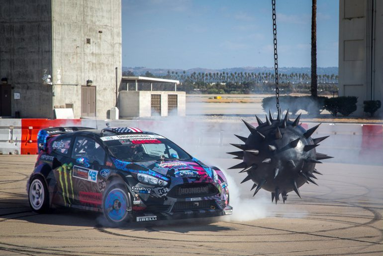 Ken Block's Tire Of Choice