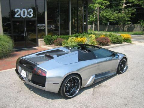 50 Cent Chrome Lamborghini Murcielago Rims And Tires Mag