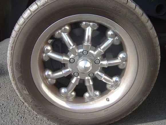 10 Most Ugly Car Rims And Tires Mag