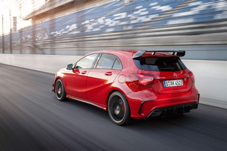 2016 Mercedes-AMG A45 4Matic Review 2