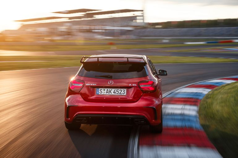 2016 Mercedes-AMG A45 4Matic Review 3