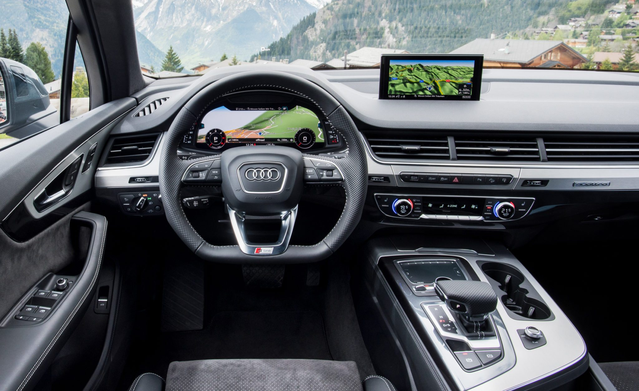2017 Audi Q7 Pricing And Features Detailed 1
