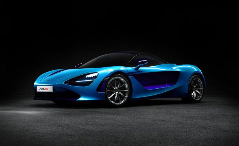 MSOooh, Ahhh: McLaren Wastes No Time with Custom 720S Velocity