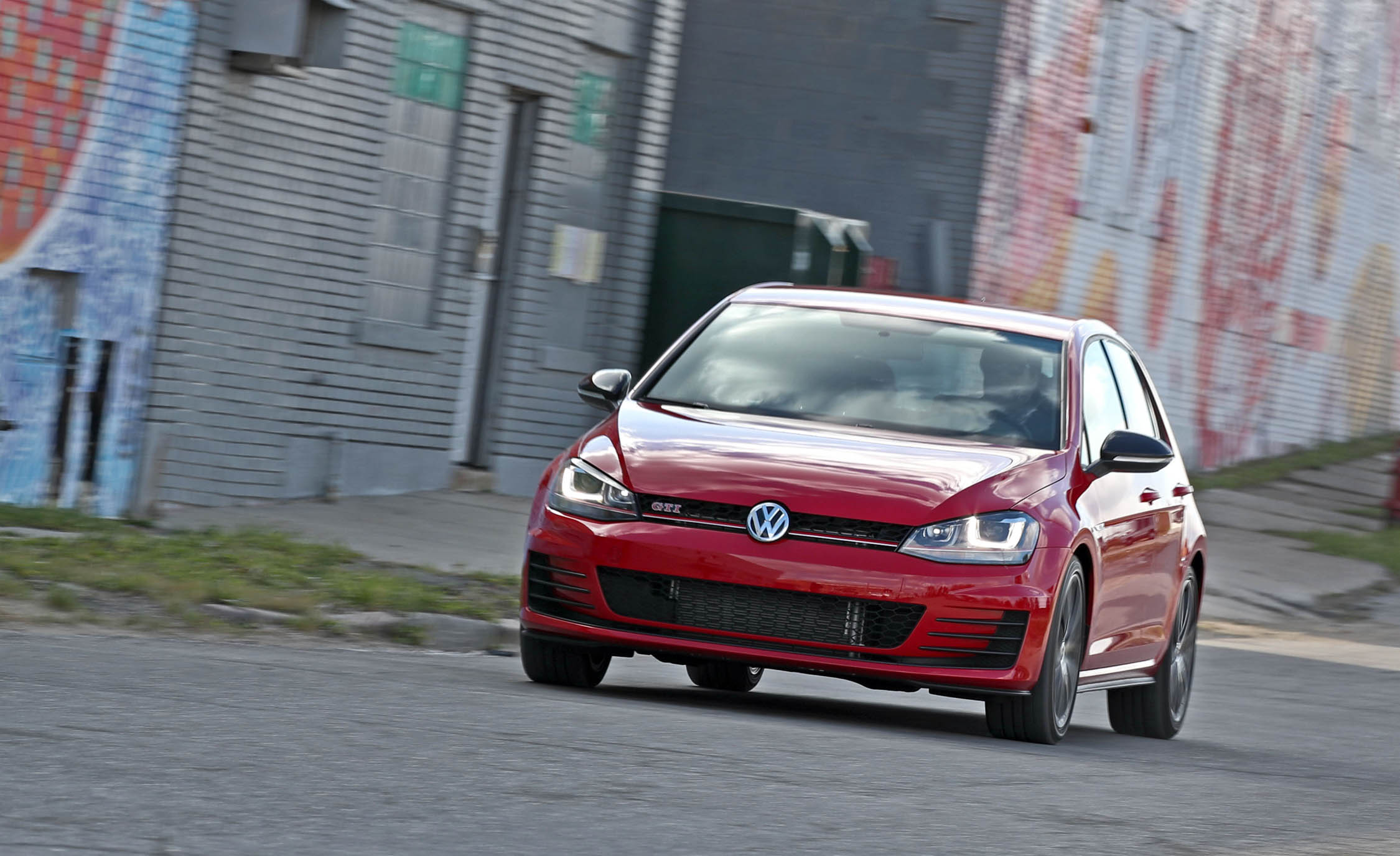 2017 Volkswagen Golf GTI Tested: Simply the Best