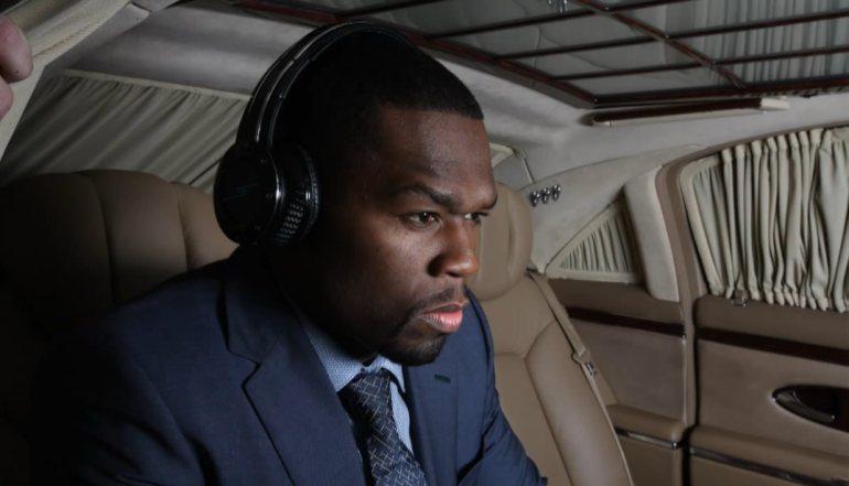 50 Cent :: Chrome Lamborghini Murcielago