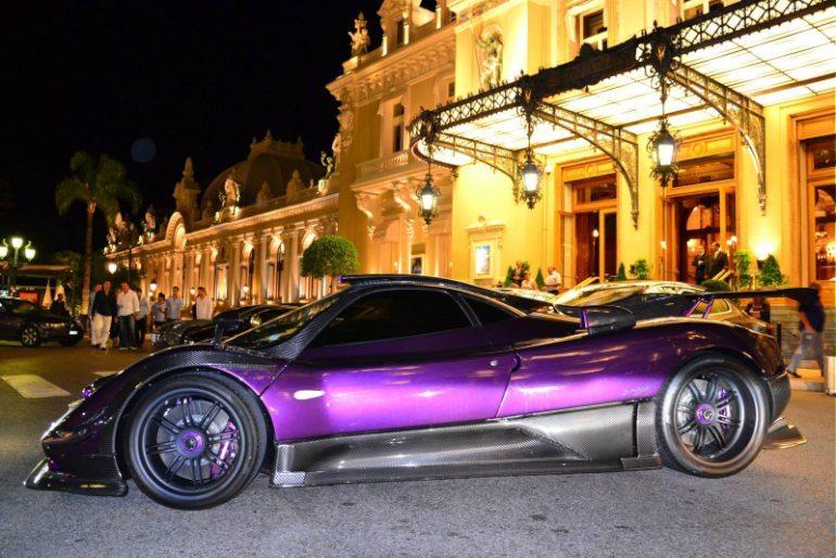 Lewis Hamilton :: Pagani Zonda 760LH