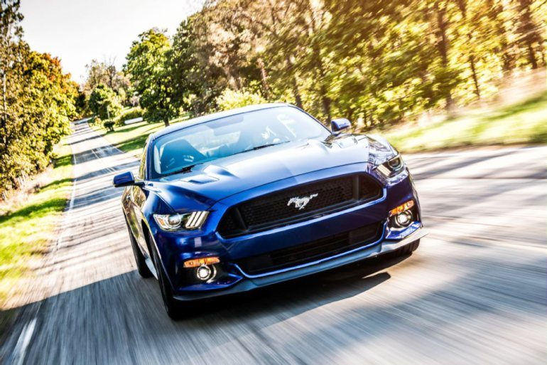 Ford Mustang GT: 2015