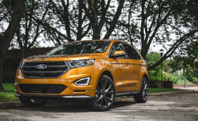 Ford Edge Sport 2.7L EcoBoost AWD 2015 – review