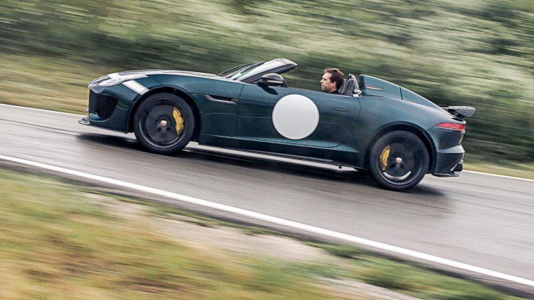 Jaguar F-type Project 7 2015 – review