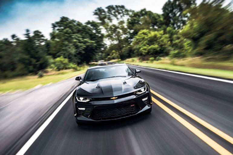2016 Chevrolet Camaro Review 2