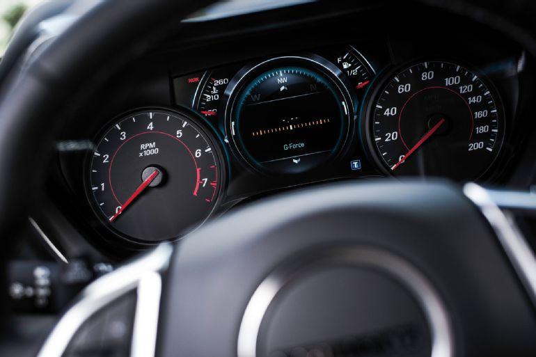 2016 Chevrolet Camaro Review 5