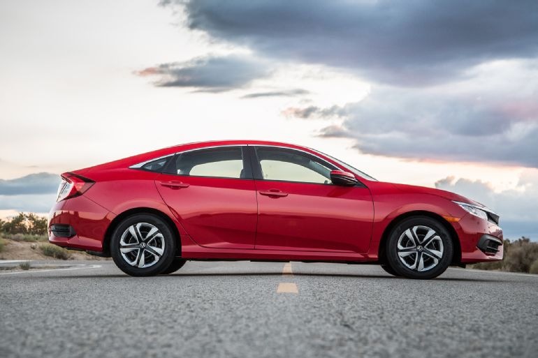 2016 Honda Civic Sedan Review 1