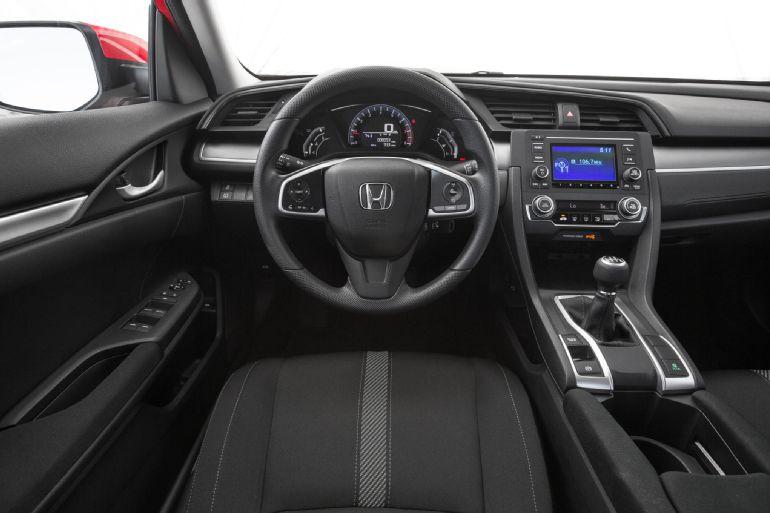 2016 Honda Civic Sedan Review 2