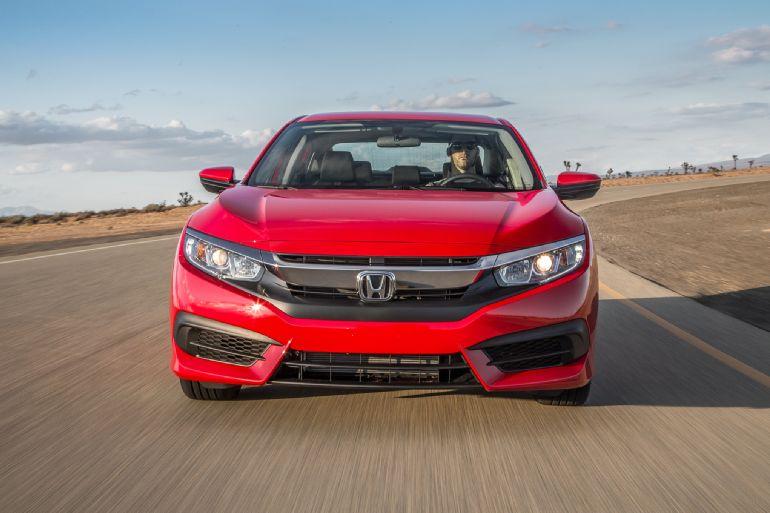 2016 Honda Civic Sedan Review 3