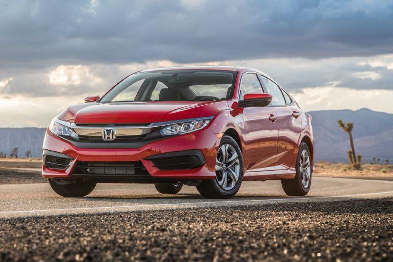 2016 Honda Civic Sedan Review 4