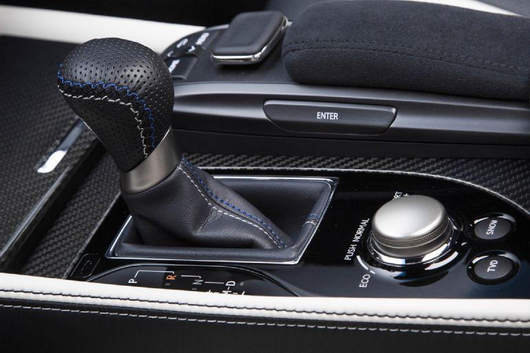 2016 Lexus GS F Review 3