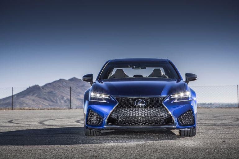 2016 Lexus GS F Review 6