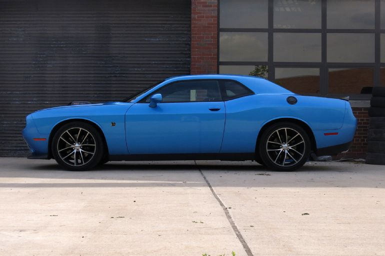 More Power, Less Cash: 2015 Dodge Challenger Scat Pack Shaker Review