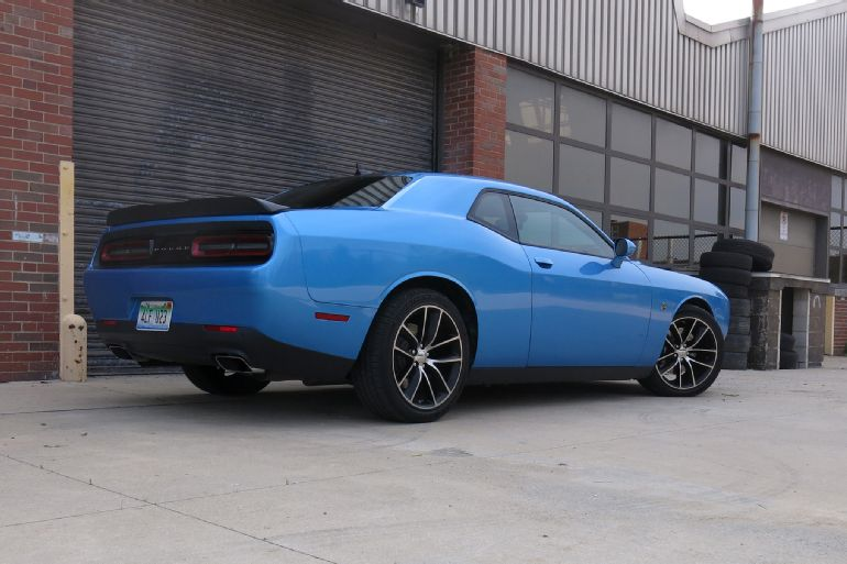 More Power, Less Cash: 2015 Dodge Challenger Scat Pack Shaker Review 2