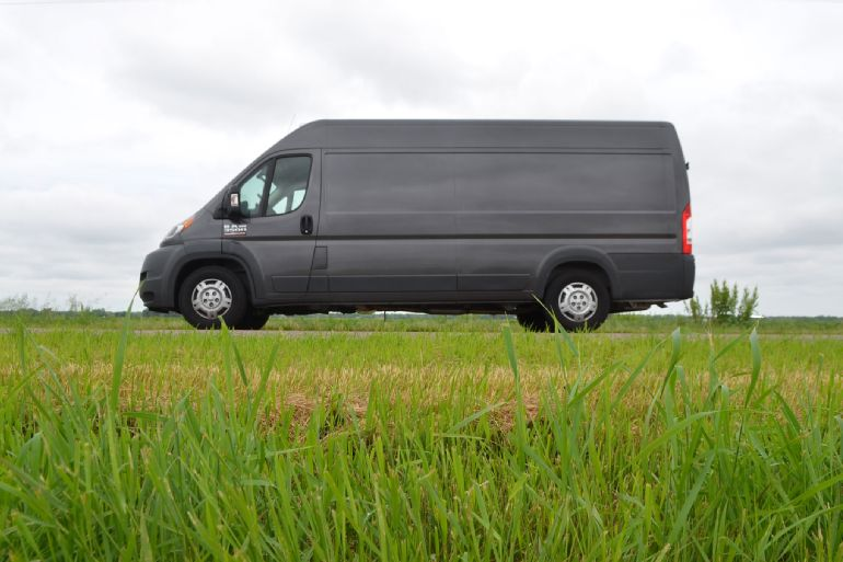 2014 Ram ProMaster 3500 Review 2