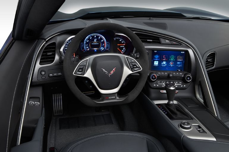 2015 Chevrolet Corvette Z06 Convertible Review 1
