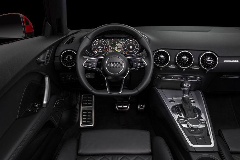 2016 Audi TT Coupe U.S.-Spec Review 5