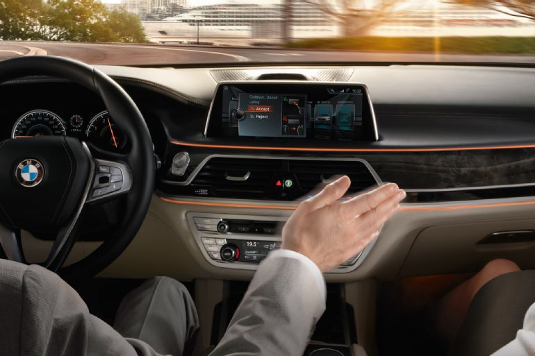 2016 BMW 7 Series Review 4