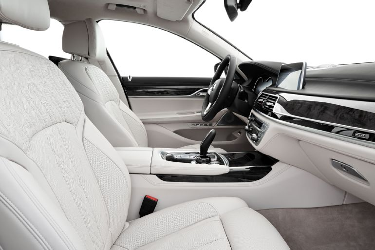 2016 BMW 7 Series Review 7