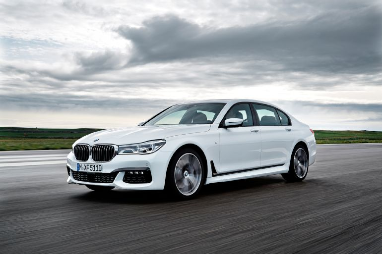 2016 BMW 7 Series Review 8
