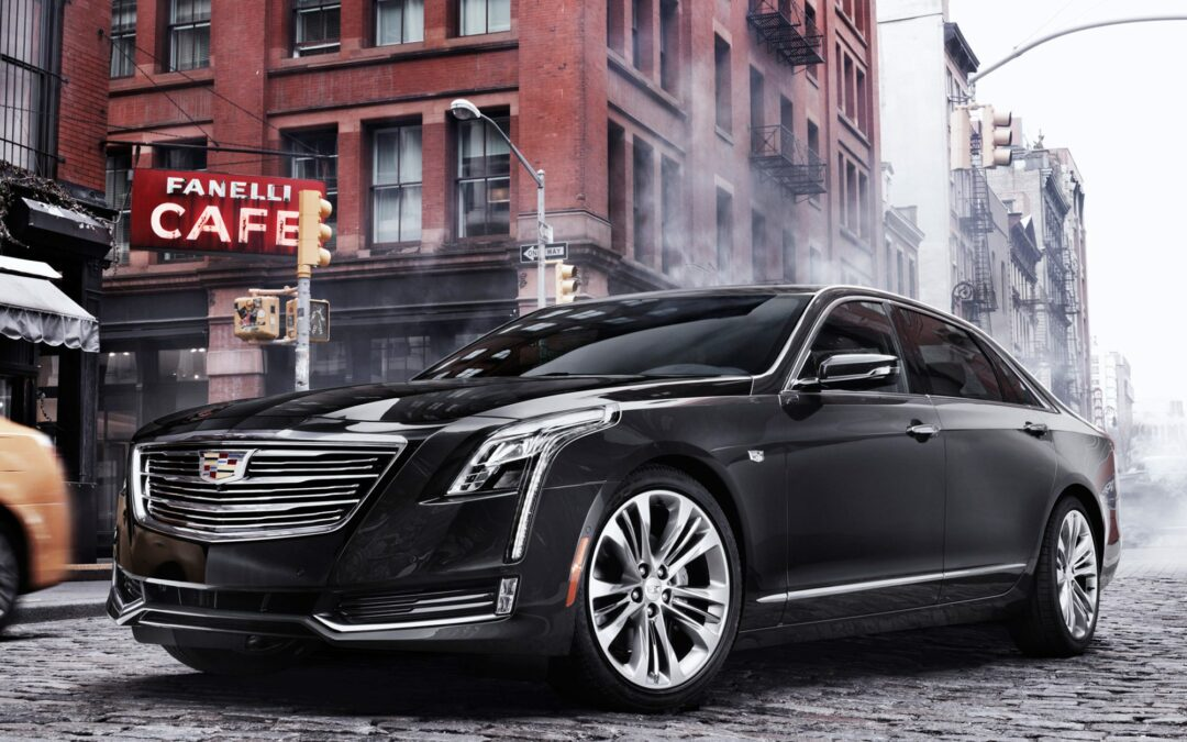 2016 Cadillac CT6 Priced: Caddy's De Facto Flagship Actually Not All that Expensive