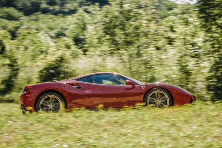 2016 Ferrari 488 GTB Review 1