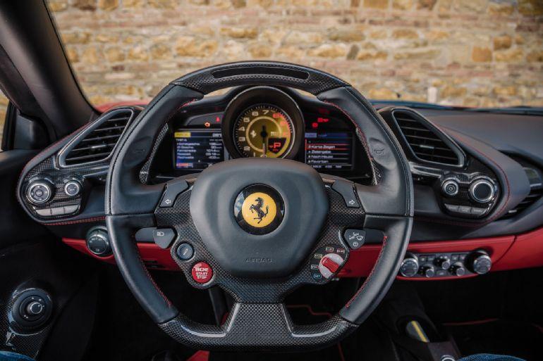 2016 Ferrari 488 GTB Review 3