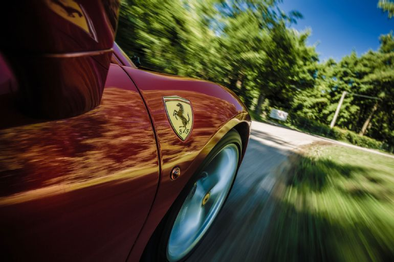 2016 Ferrari 488 GTB Review 4