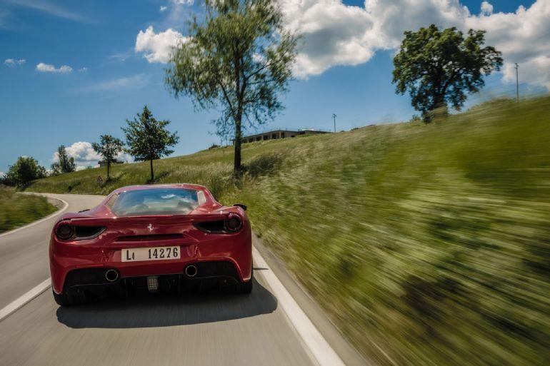 2016 Ferrari 488 GTB Review 6