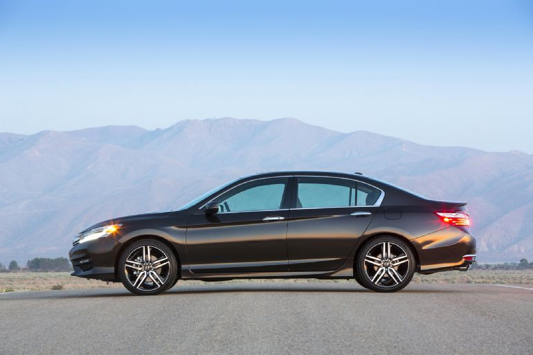 2016 Honda Accord First Drive Review 3