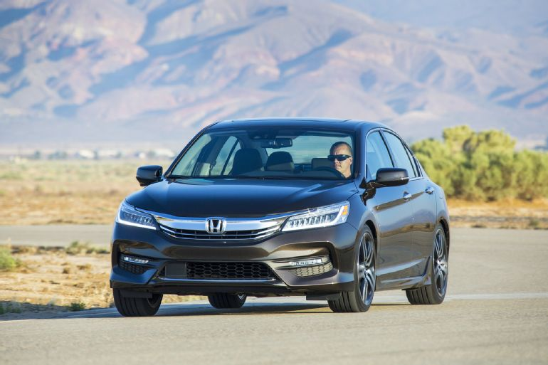 2016 Honda Accord First Drive Review 4