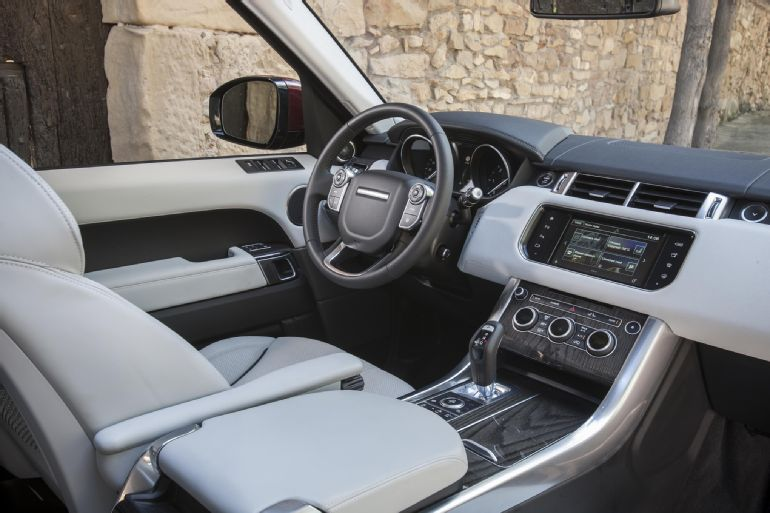 2016 Land Rover Range Rover Sport Td6 Review 3