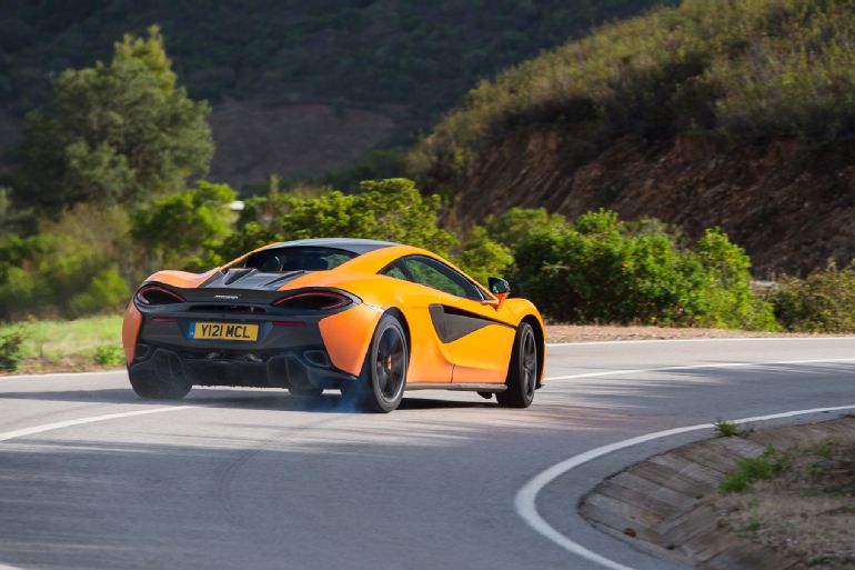 2016 McLaren 570S Review
