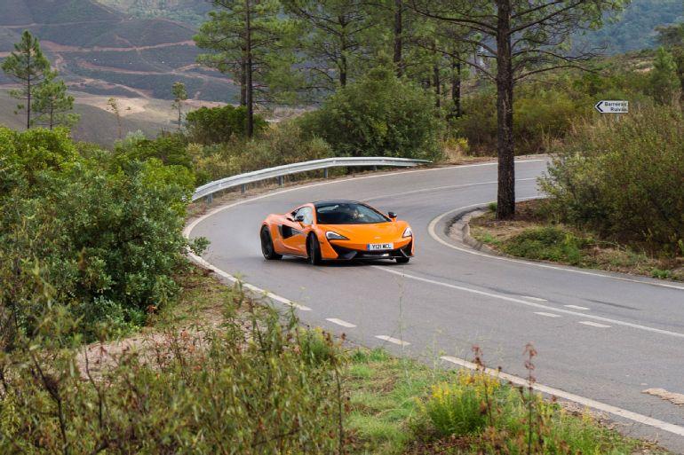 2016 McLaren 570S Review 1