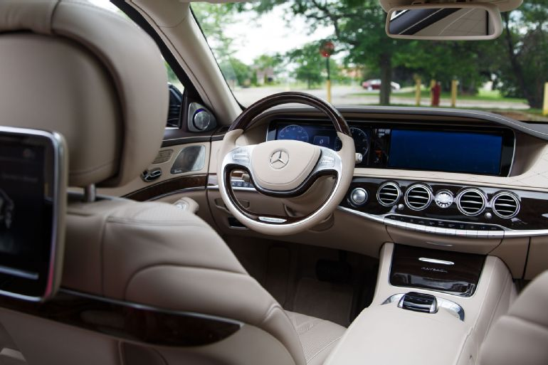 2016 Mercedes-Maybach S600 Review 1
