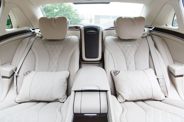2016 Mercedes-Maybach S600 Review 2