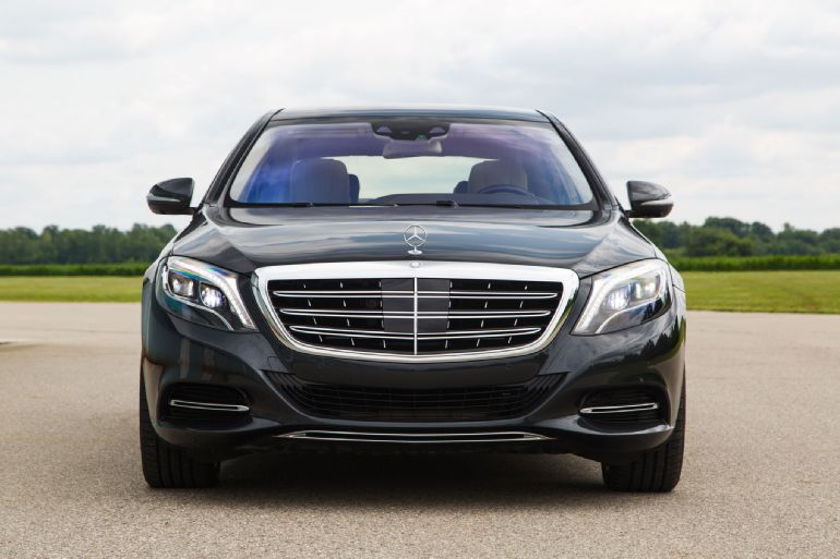 2016 Mercedes-Maybach S600 Review 3