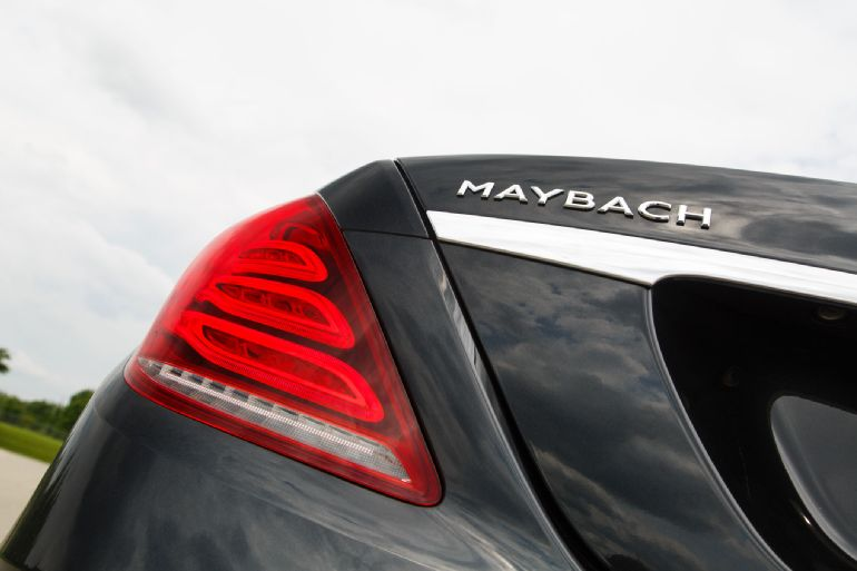 2016 Mercedes-Maybach S600 Review 4