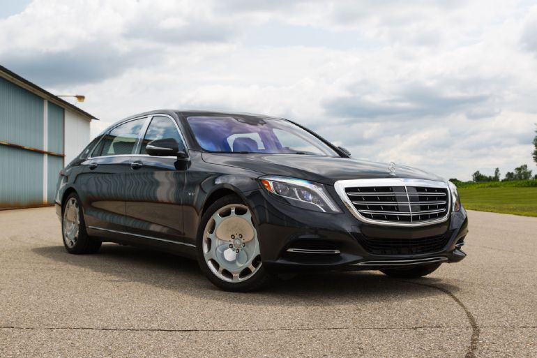 2016 Mercedes-Maybach S600 Review 5