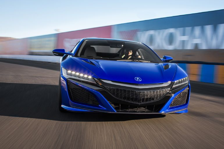 2017 Acura NSX Review 1