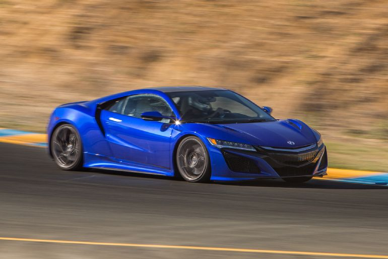 2017 Acura NSX Review 2