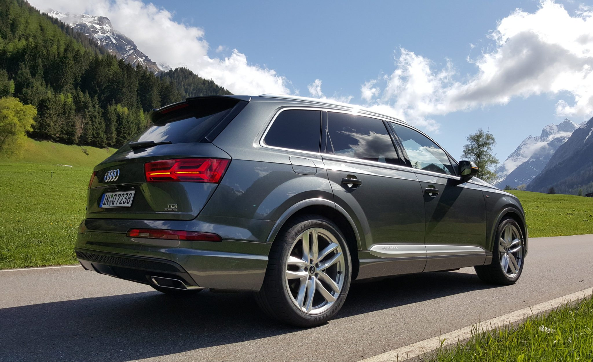 2017 Audi Q7 Pricing and Features Detailed 2