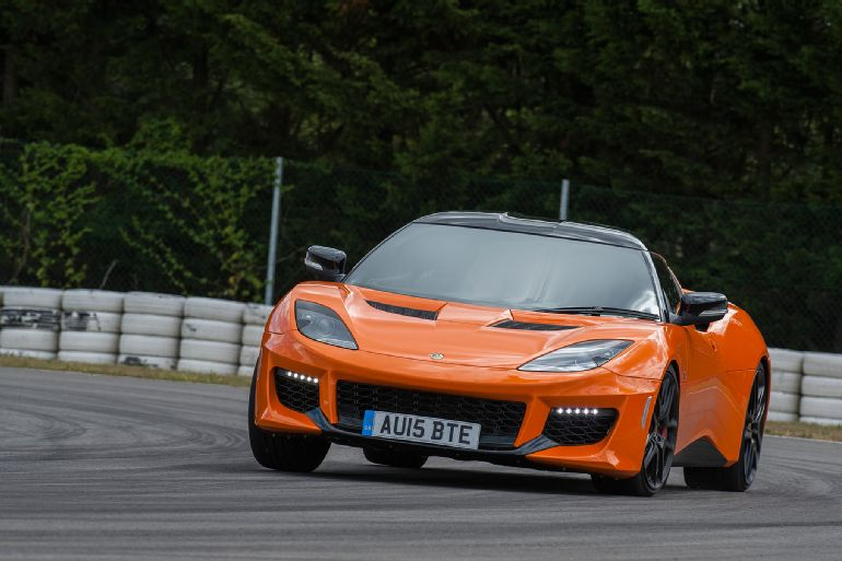 2017 Lotus Evora 400 Review